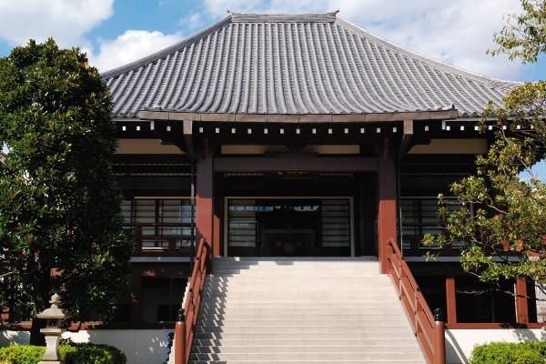 各界の著名人が通う禅寺「全生庵」