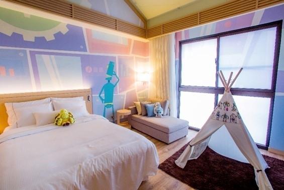 【台湾情報】人気上昇中の宜蘭にオープンした5つ星温泉リゾートホテルが話題!贅を極めるなら、プール付きのヴィラへその3