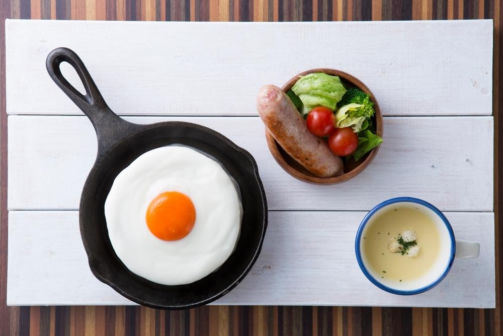 目玉焼きそっくりのパンケーキ!?朝食に食べたい「メダマヤーキ」デビュー!その2