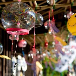 浴衣の撮影会や風鈴の絵付け体験も!夏のイベント「小渡夢かけ風鈴」開催