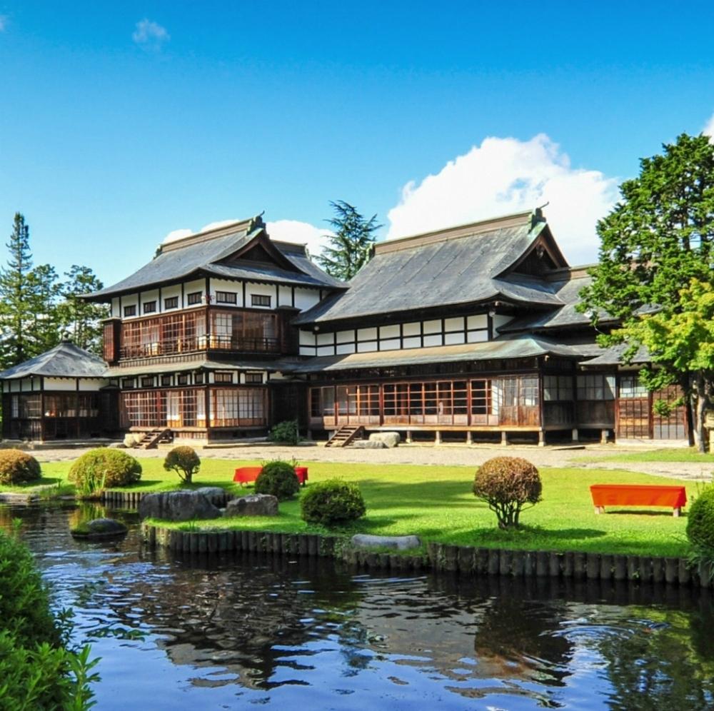 米沢の歴史がぎゅっと詰まった「上杉伯爵邸」