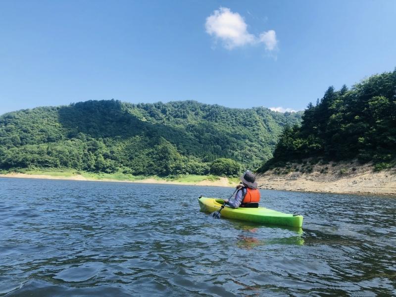 自然と一体になる体験を!「カヌー・SUP体験」