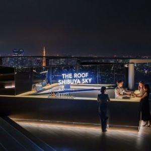 絶景がごちそう! 今年はルーフトップ×お酒の新スタイルで渋谷を楽しむ!