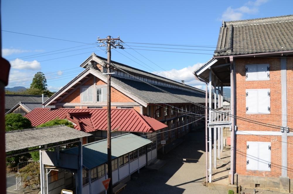 片倉工業株式会社が守り続けてきた「富岡製糸場」