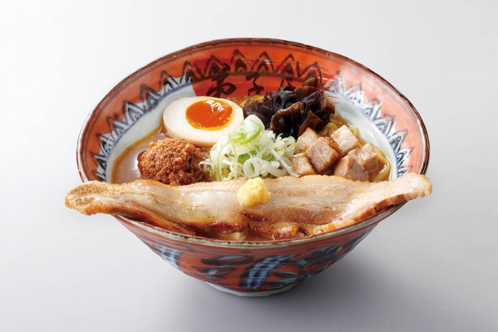 九州ではここでしか食べられないラーメンが多数!