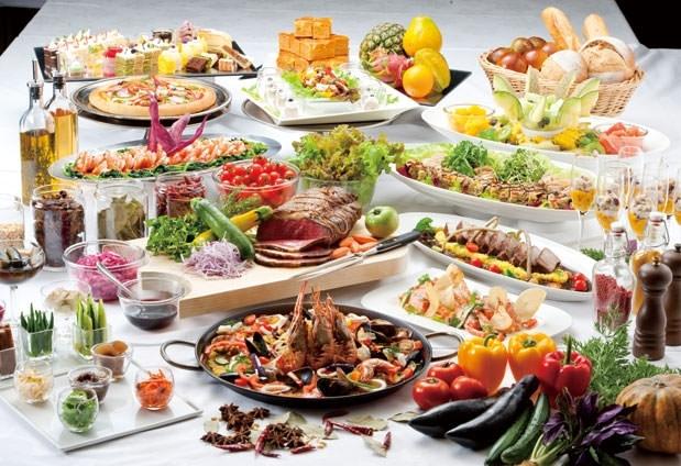こだわりの食材を利用した至福の料理が楽しめる!