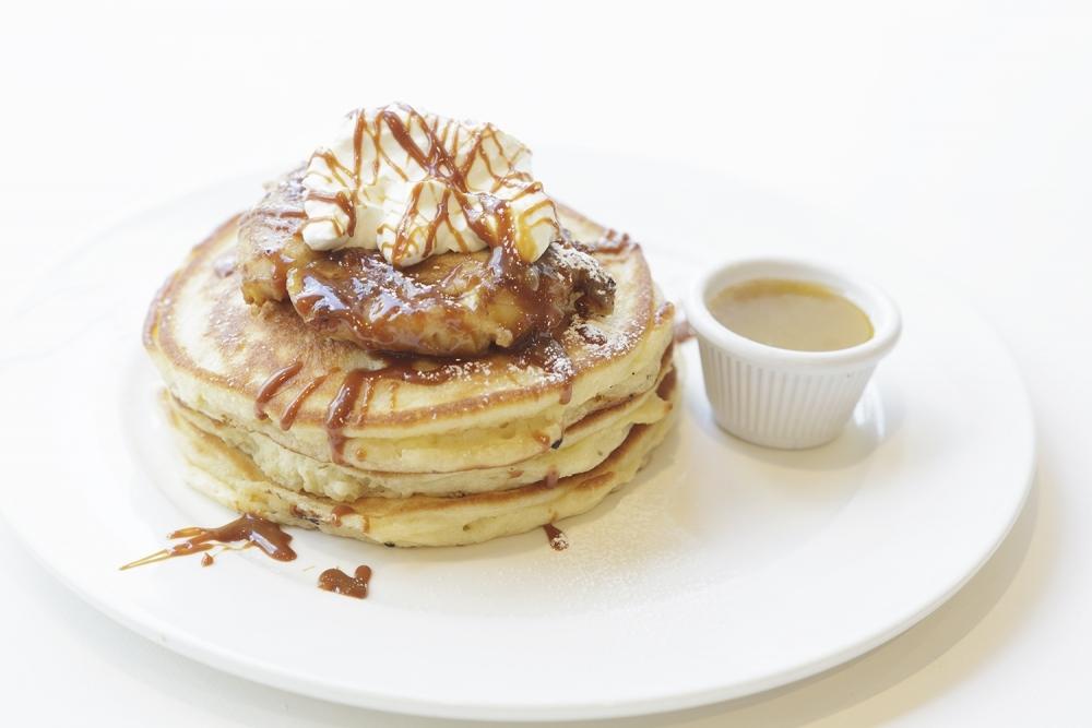 【ニューヨークNo.1パンケーキ】2月1日より特別メニューが週替わりで登場その3