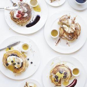 【ニューヨークNo.1パンケーキ】2月1日より特別メニューが週替わりで登場
