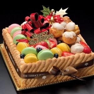 冷え性女子必見! 南国気分が味わえる沖縄のホテル限定クリスマスケーキ3選その0