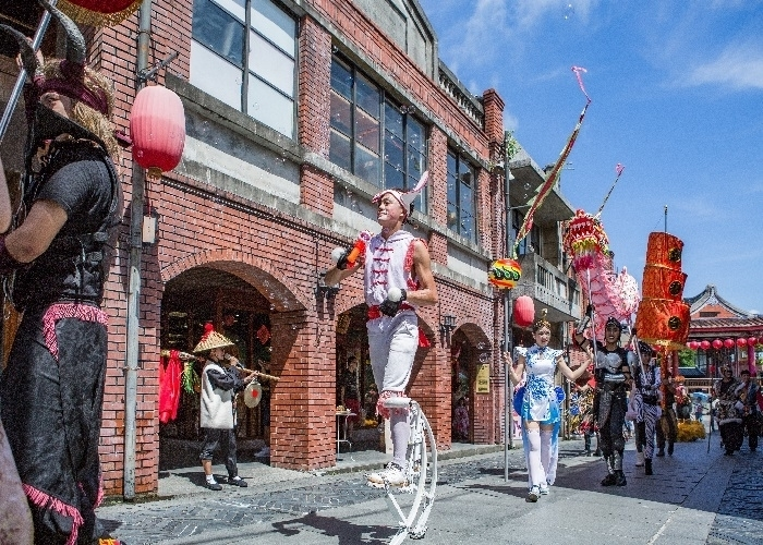 【台湾情報】レトロな台湾、ここにあり。 宜蘭の文化と美食を堪能できる、テーマパーク内ホテルを発見!その2