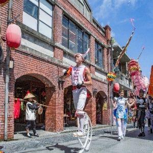 【台湾情報】レトロな台湾、ここにあり。 宜蘭の文化と美食を堪能できる、テーマパーク内ホテルを発見!