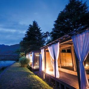 自然美に触れ、湯に浸かる。「鷹の巣館」で新潟の旅を愉しもう