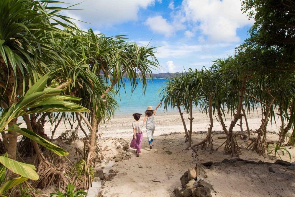 奄美大島でいちばん海に近いホテルと言えばココ
