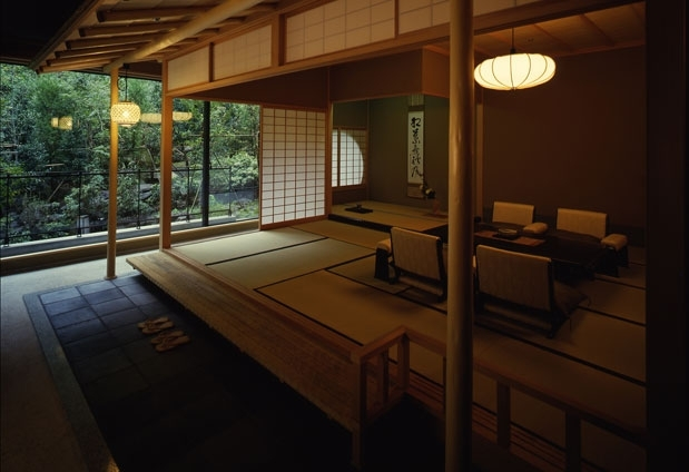 日本旅館ならではの贅を感じられる旅館