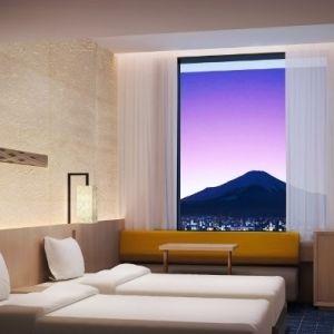 静岡「御殿場プレミアム・アウトレット」に富士山が望めるホテル「HOTEL CRAD」オープン!その0