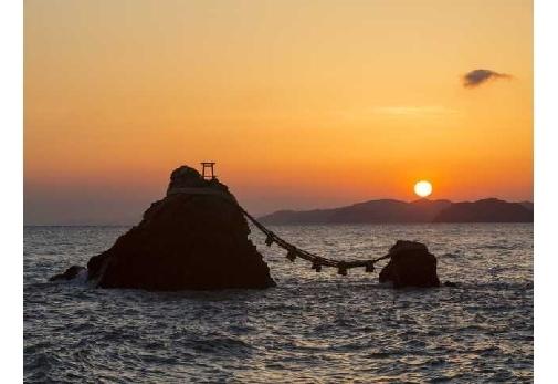 「三重県」でおすすめの観光スポット②夫婦岩