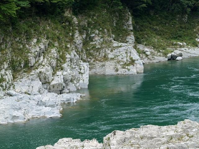四国・徳島県の大自然を満喫する旅!④大歩危峡
