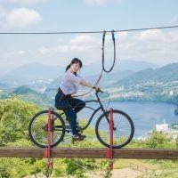 空中を自転車で疾走!? 未知のスリルを体験できる最新アクティビティ4選