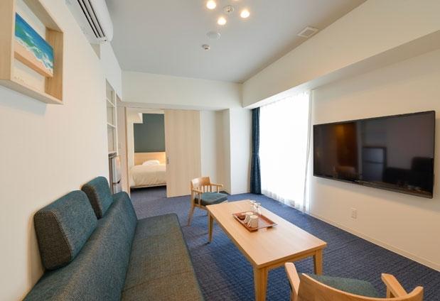 連泊プランがある沖縄のおすすめ宿③ホテル ライジングサン宮古島