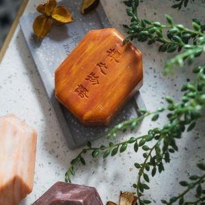 【台湾情報】台湾固有のキノコの成分に熱視線! 芸術的な模様も目を引く石鹸はMITの期待の星。