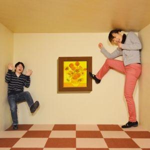 「いいね」が増える写真が撮れる! 行っておきたいトリックアート美術館