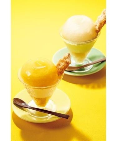 桃好きにおすすめの「山形産桃のサマーカップデザート」