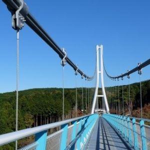 日本一長いつり橋、静岡県「三島スカイウォーク」で空中散歩を体感!