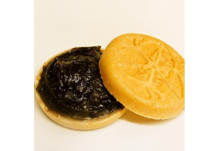 3種類から好きな餡が選べる「天皇陛下献上菓子 毛利公 8個セット」