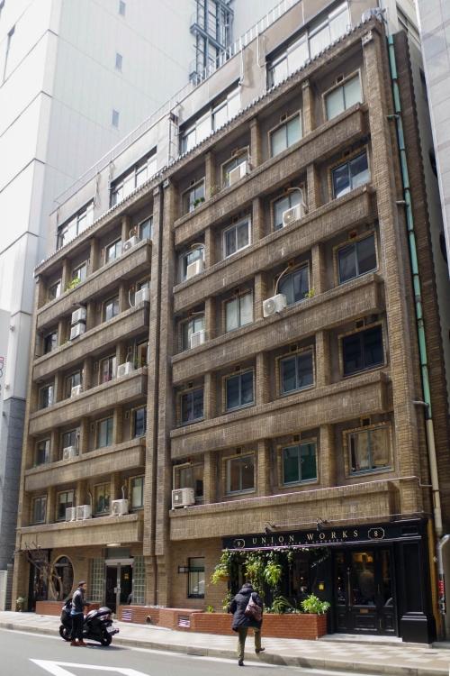 【1】昭和初めの高級アパートメント「奥野ビル」