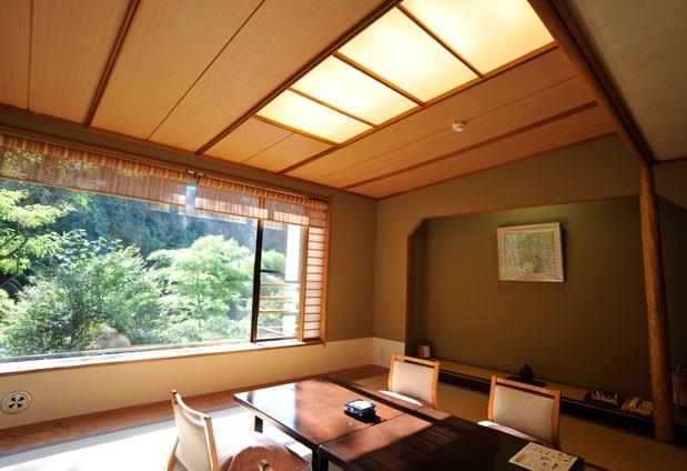一人旅で利用したい新潟県の宿③嵐渓荘