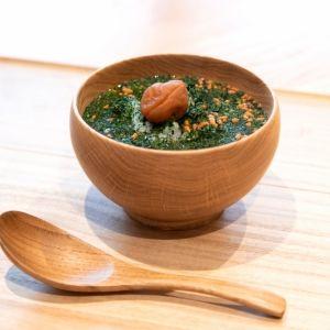オリーブオイルに漬け込んだ梅干しを使用。あの東京茶寮から「梅茶漬け」が販売開始その0