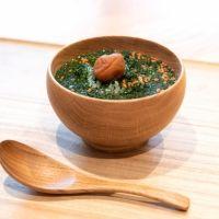 オリーブオイルに漬け込んだ梅干しを使用。あの東京茶寮から「梅茶漬け」が販売開始