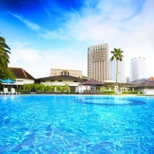 最強のリゾート!ホテルニューオータニのプールが7月15日よりオープン!