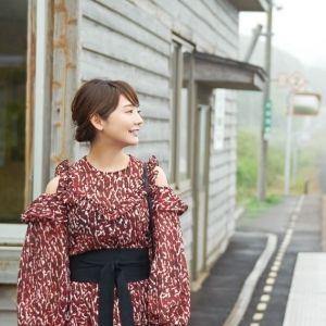 【月刊旅色】おのののかさんが青森県・深浦町を訪問。豊かな自然を堪能!