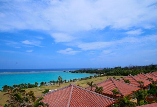 女4人の女子旅におすすめの沖縄の宿③長浜ビーチリゾート 海音