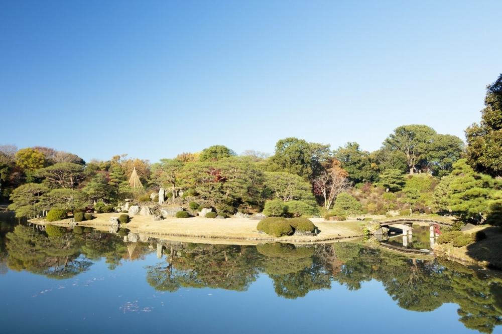【1】江戸時代を代表する大名庭園「六義園」/東京都・文京区
