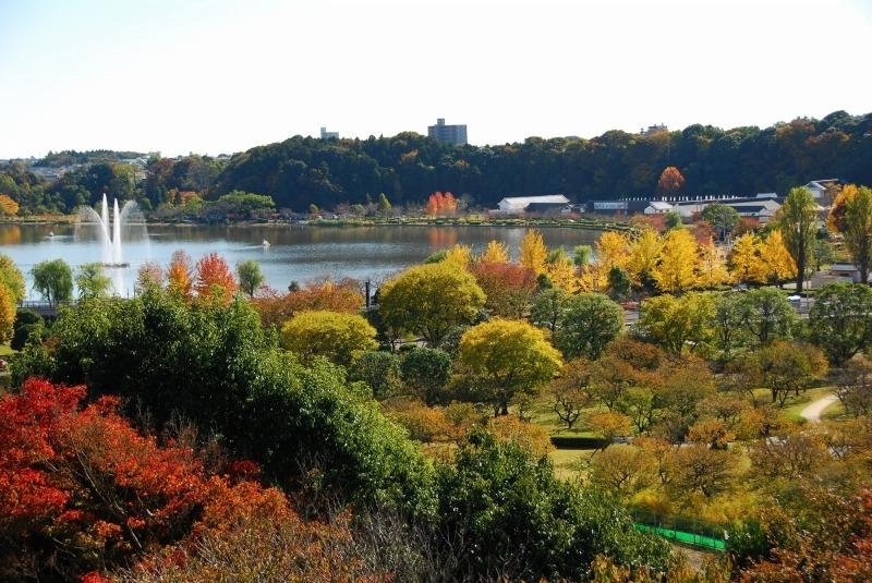 【9】日本三名園のひとつ「偕楽園」/茨城県・水戸市