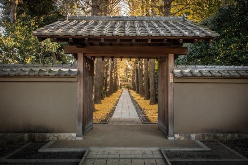 【2】音楽評論家の屋敷跡「大田黒公園」/東京都・杉並区
