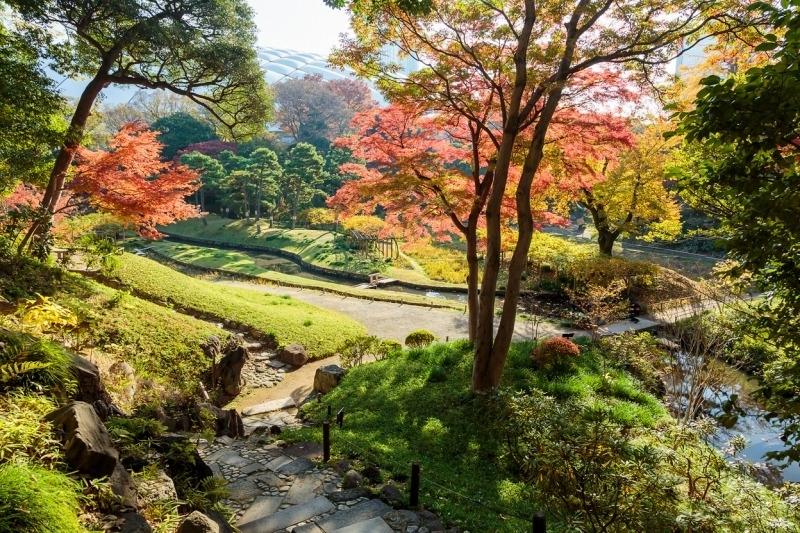 【4】中国趣味を取り入れた「小石川後楽園」/東京都・文京区