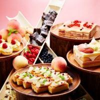夏バテ対策に!! 最強フードの「桃」食べ放題ビュッフェ