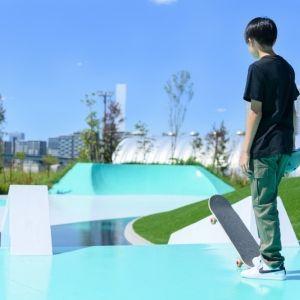 もう行った? ナイキとコラボした新時代のスポーツパークが新豊洲に登場「TOKYO SPORT PLAYGROUND SPORT×ART」その0