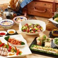 9月18日まで開催!夏の暑さを忘れて至福のひとときを「世界を旅するビアガーデン~世界の料理を東京ベイで楽しむ~」
