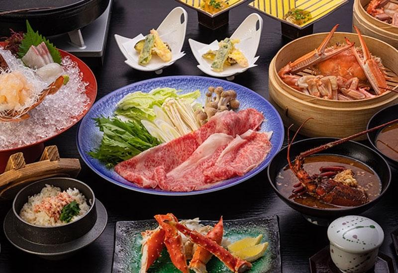 旬の海鮮料理が自慢「国民宿舎 いろは島」(佐賀)