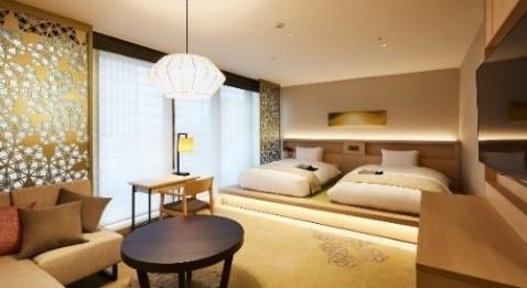寝心地抜群の寝具を全室に用意