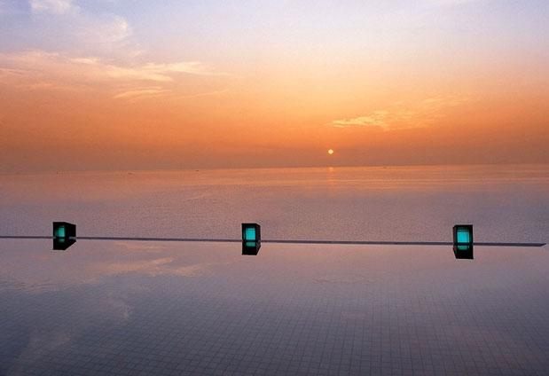 本当に日本?「ホテルニューアワジ別亭 淡路夢泉景」の眺望が絶景すぎる!その2