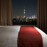 ひとりで贅沢タイムを。女子一人でも泊まりやすい東京のホテルはココ