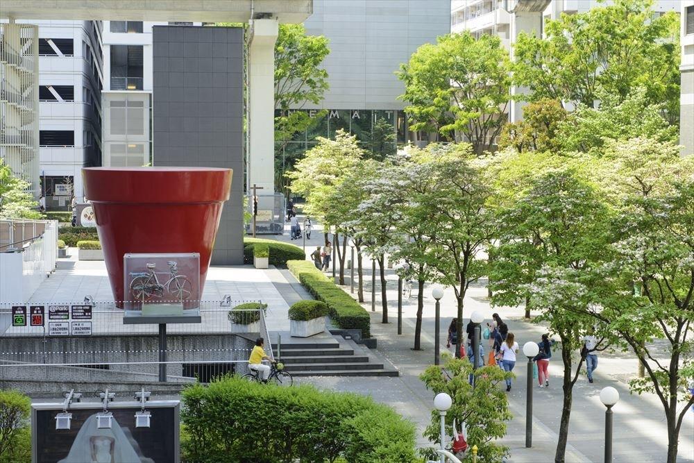 【立川】街全体が美術館!? 109点のパブリックアート