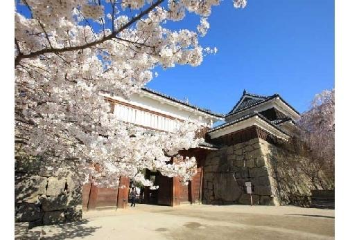 難攻不落の城「上田城跡公園」観光