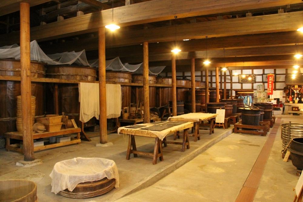 2日目:酒造資料館 東光の酒蔵へ