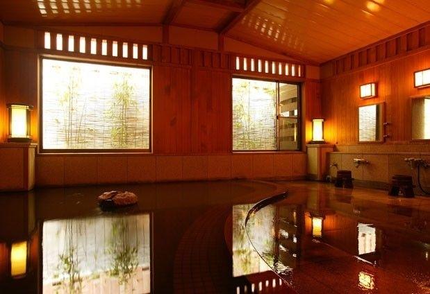 美肌の湯を思い思いに|那須高原の宿「山水閣」での一日